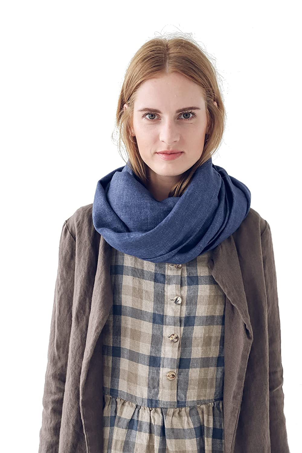 Unisex Wool Max 44% OFF Ranking TOP11 Linen Scarves Winter Autumn for Scarf Women Men Fa