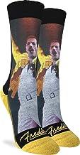 Good Luck Sock Women's Freddie Mercury Socks, Adult
