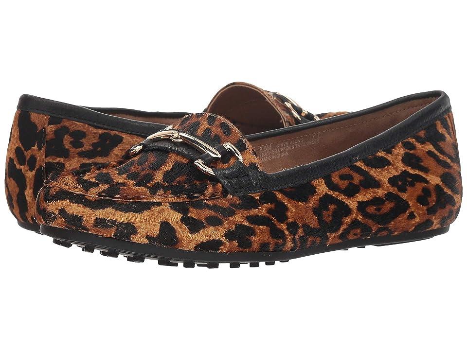 Aerosoles Drive Along (Leopard Combo) Women