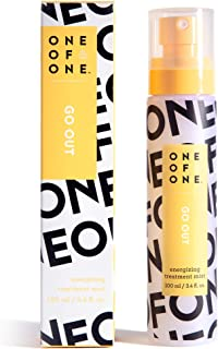 One of One by C'est Moi Go Out Energizing Treatment Mist   Multi-Functional Setting + Refreshing Mist Promotes Glowing, Hy...