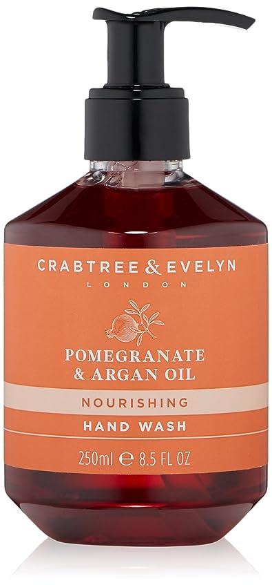 紫のナインへ固執クラブツリー&イヴリン Pomegranate & Argan Oil Nourishing Hand Wash 250ml/8.5oz並行輸入品