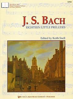 Eighteen Little Preludes (piano)