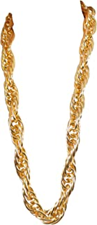 Heavy 40-Inch Gold Rapper Chain Pimp Hip-Hop Necklace