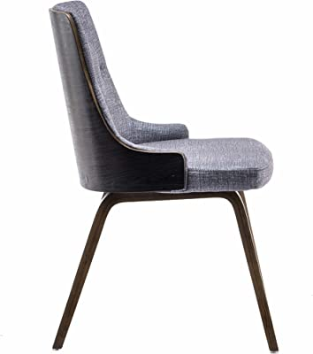 Amazon.com - Nwn Nordic Dining Chair Modern Minimalist Solid Wood ...