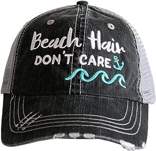 beach hair don t care cap