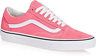 Unisex Old Skool Classic Skate Shoes, Strawberry Pink...