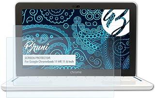 BROTECT Protector Pantalla Cristal Compatible con HP Chromebook x360 12b-ca0005nf Protector Pantalla Vidrio Dureza 9H AirGlass