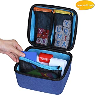 Aproca Hard Carry Travel Case for Osmo Tablet Genius Kit (Blue)