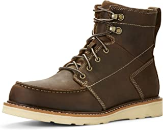 Men's Recon Lace-Up Boot Moc Toe - 10027397