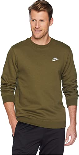066739ecaf9c Club Fleece Pullover Crew