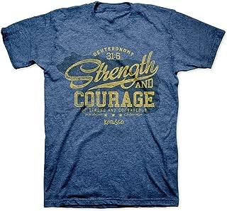 Strength Bear T-Shirt - Christian Fashion Gifts