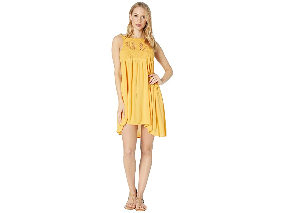 Rip Curl Seaview Dress (Gold) Women