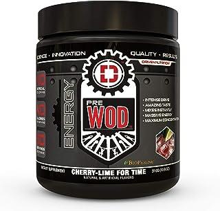 Sponsored Ad - PREWOD Pre Workout - Creatine Free Nitric Oxide (NO) Boosting Preworkout Supplement   Caffeine, Citrulline ...