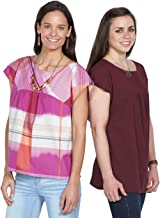Indygo Essentials Slight Sleeve Top and Tunic Pattern