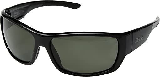 Black/Gray Green Carbonic Polarized Lens