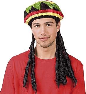 9b965c64fa Amazon.fr : bonnet dreadlocks - Déguisements et accessoires : Jeux ...