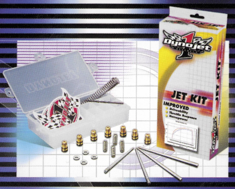 Dynojet Research Jet Kit Stage Financial sales sale 3 - 2304 shipfree