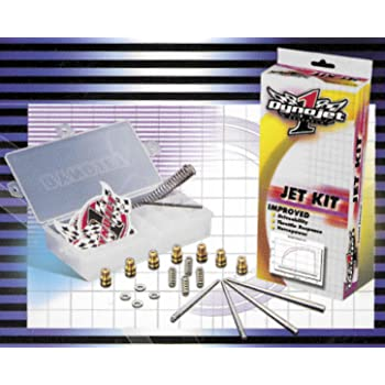6 Sigma Carb Jet Kit fits Honda VT750 VT 750 DC cc Shadow Spirit Custom Performance Stage 1-3 Carburetor Jetting
