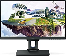 BenQ PD2500Q 25 inch QHD 1440p IPS Monitor | 100% sRGB |AQCOLOR Technology for Accurate Reproduction for Professionals, Bl...