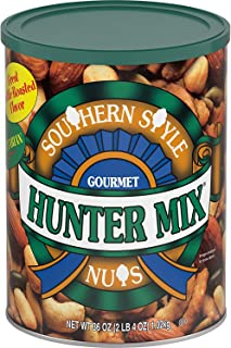 Hunter Mix Nut Southern Style 36 oz. (pack of 4) A1