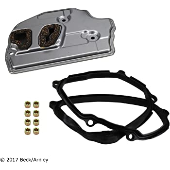 New Beck//Arnley Automatic Transmission Filter Kit 0440407