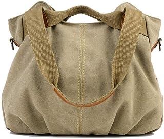 Ladies Beach Bag, Canvas Bag, Tote Bag Ladies, Ladies Handbag, Shoulder Bag, Crossbody Bag, Ladies Tote Bag, Ladies Shopping Folding Tote Bag-Beach Travel Bag SYLOZ