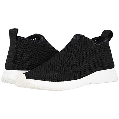 FitFlop Air Mesh Slip-On (Black/White) Women