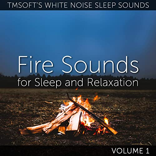 Backyard Fire with Traffic by Tmsoft's White Noise Sleep