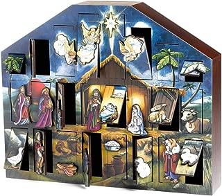 Byers' Choice Nativity Advent Calendar #AC05