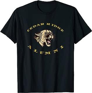 Cedar Ridge High School Alumni T-Shirt.