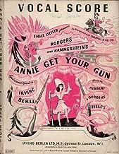 Rodgers and Hammerstein's Annie Get Your Gun Vocal Score