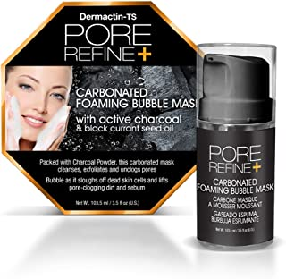 purederm pore clean charcoal peel off mask