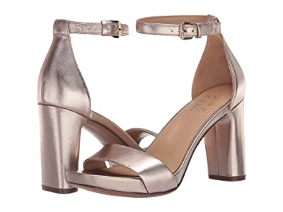 Naturalizer Joy (Light Bronze Metallic Leather) Women