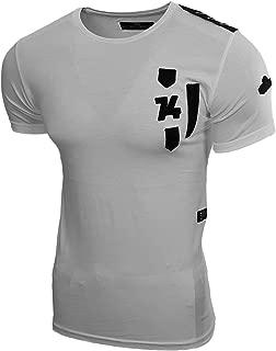 Subliminal Mode Tee shirt homme col rond imprimer SB806