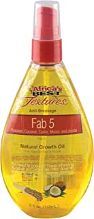 Africanica'S Best Fab 5, 5 Ounce - Pack Quantity: 1