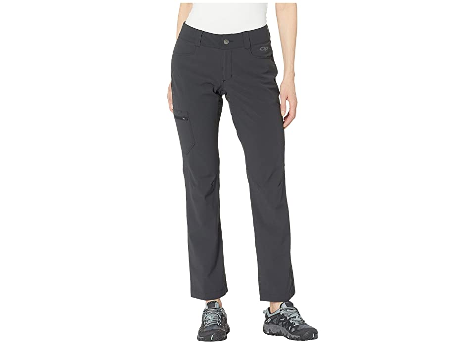 Image of Outdoor Research Ferrosi Pants (Black) Women's Casual Pants