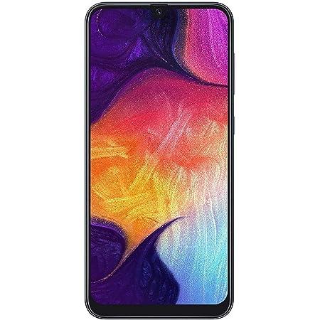 Samsung Galaxy A50 A505U 64GB GSM Unlocked Smartphone - Black (Renewed)