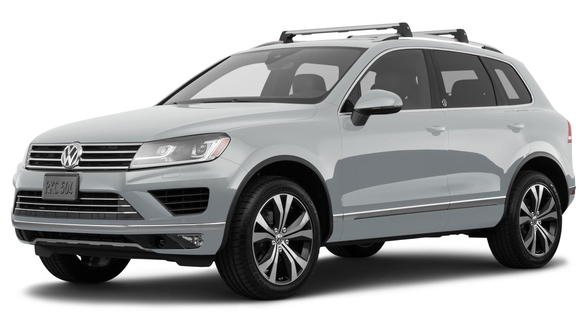 ... 2017 Volkswagen Touareg Executive, V6 ...