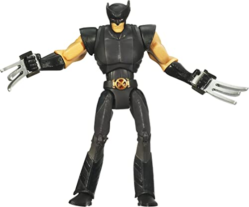 Wolverine and the X-Men  Wolverine mit Snap-on claws