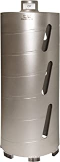 Concord Blades CBD04500HP 4-1/2 Inch Laser Welded Dry/Wet Diamond Core Drill Bit