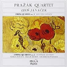 Leos Janacek: String Quartet No. 1