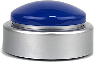 Sinardo Large Button Talking Alarm Clock Telling Time and Date for Elderly, Impaired Sight or Blind