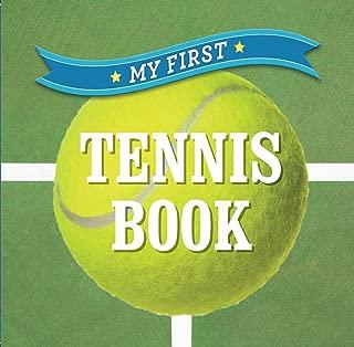 My First Tennis Book (First Sports)