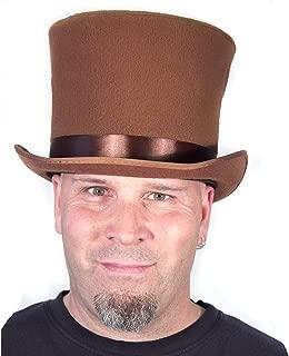 Bell Topper Hat 8 Inch