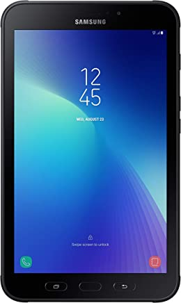 Samsung Galaxy Tab Active2 SM-T395 - Tablet (20.3 cm (8in), 1280 x 800 Pixeles, 16 GB, 3G, Android 7.1, Negro) (Renewed)