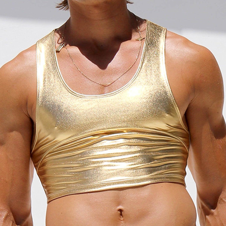 (ラフスキン) Rufskin メンズ タンクトップ スリーブレス ノースリーブ 男性下着 インナーシャツ