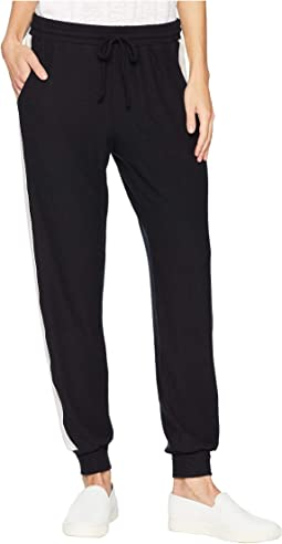 Madison Brushed Color Block Pants