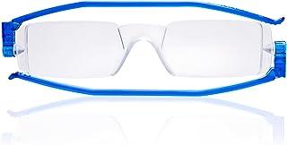 Nannini Compact One Optics 2.0 Temples Reading Glass (Blue)