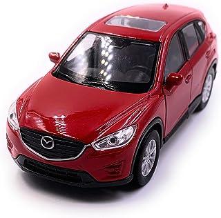 Onlineworld2013 CX 5 Modellauto Auto Rot Maßstab 1:34 (lizensiert)