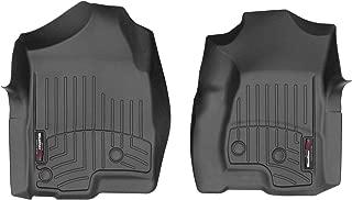 WeatherTech Custom Fit Front FloorLiner for Select Cadillac/GMC/Chevrolet Models (Black)